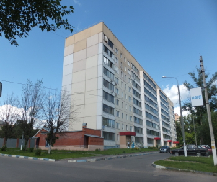 Новостройка ЖК на ул. Оборонная